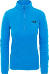 Bluza damska the north face 100 glacier 14 zip t92uavf89