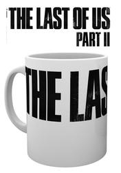 The last of us part ii logo - kubek