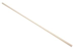 Kij drewniany 120 cm z gwintem