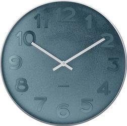 Zegar ścienny mr. blue 37,5 cm