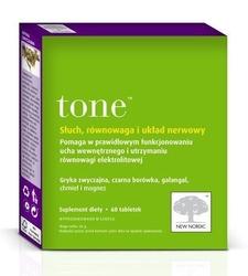 Tone x 60 tabletek