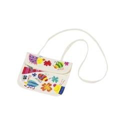 Bawełniana torebka na ramię do kolorowania