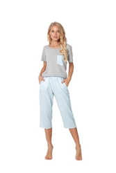 Aruelle jackie long piżama damska