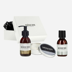 Nõberu of sweden winter mix giftbox amber-lime - zestaw do pielęgnacji