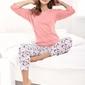 Luna 488 3xl piżama damska