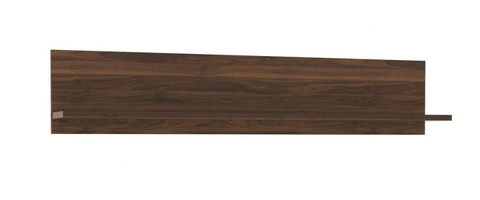 Półka wisząca Lukka VII orzech Columbia