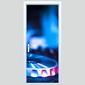 Okleina na drzwi abstrakcja 326s