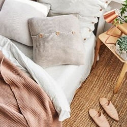 Moyha :: poduszka zen taupe
