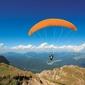 Lot paralotnią z wideofilmowaniem - zielona góra