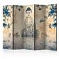 Parawan 5-częściowy - buddha of prosperity ii room dividers