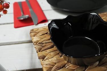 Luminarc authentic black salaterka 11.5 cm