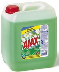 Ajax floral fiesta wiosenny bukiet, płyn uniwersalny, 5l