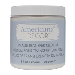 Medium do transferu 236 ml Americana Decor