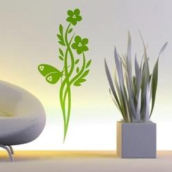 Szablon malarski motyw roślinny 1245