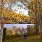 Fototapeta na ścianę domki nad jeziorem fp 3991