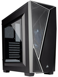 Corsair CARBIDE SERIES SPEC-04 Windowed ATX Mid-Tower Gaming Case - BlackGrey
