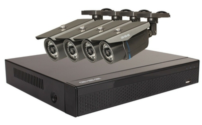 Zestaw 4x kamera hdir35, rejestrator 4ch - szybka dostawa lub możliwość odbioru w 39 miastach
