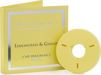 Wkład do odświeżacza do samochodu lemongrass  ginger