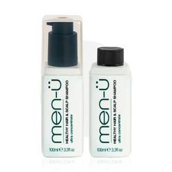 Men-u przeciwłupieżowy normalizujący szampon do włosów 100ml uzupełnienie