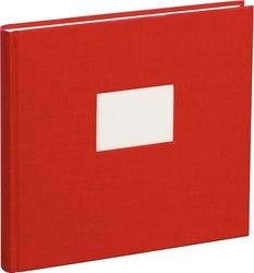 Księga pamiątkowa Uni Eternity czerwona