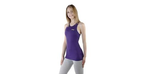 Koszulka asics d. fitness tank purple s, m, xs, xl fioletowy