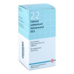 Biochemie dhu 22 calcium carbonicum d 12 tabl.