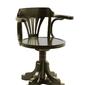 Authentic models pursers krzesło, czarne mf081b
