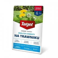 Starane trawniki – zwalcza chwasty na trawniku – 20 ml target
