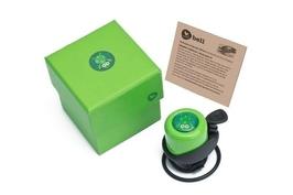 Dzwonek do roweru wishbone - żółw zielony