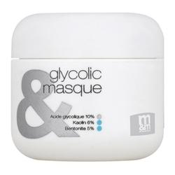 Mene  moy system maseczka oczyszczająca do skóry tłustej i trądzikowej glycolic acid masque 10 aha - 75 g dostawa gratis