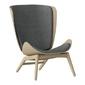 Umage  ::  fotel tapicerowany reader szary