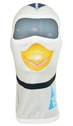 Ocieplana dziecięca kominiarka termoaktywna 3d - pingwin snow