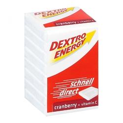 Dextro energy żurawina, tabletki z witaminą c