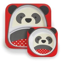 Zestaw jedzeniowy Zoo Panda