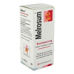 Melrosum hustensirup