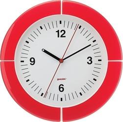 Zegar ścienny i-clock czerowny