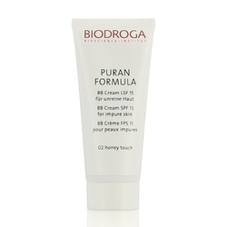 biodroga institut bb cream spf 15 for impure skin krem bb spf 15 do skóry zanieczyszczonej 40 ml honey