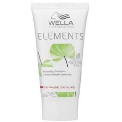 Wella elements szampon regenerujący wolny od siarczanów 30ml