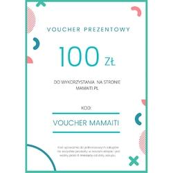 voucher prezentowy 100 zł