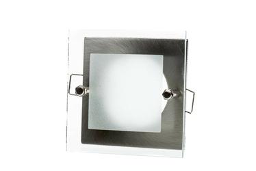 Oprawa stropowa, schodowa res-012-1 - szkło - stała kwadrat odlew