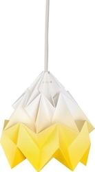 Lampa moth gradient żółta