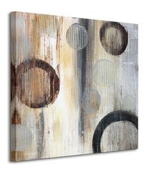 Abstraction ii - obraz na płótnie