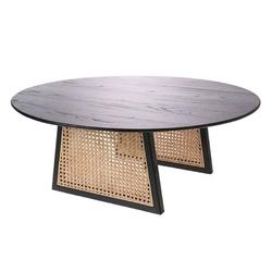 Hkliving stolik kawowy czarny rozmiar l mta2819