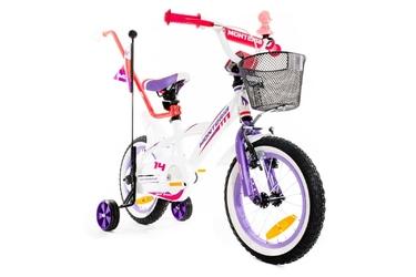 Rower dziecięcy monteria 14 girl alu