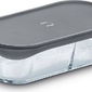 Pokrywka do naczynia żaroodpornego grand cru szara 24,5 cm