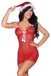 Kostium mikołajki laurita livia corsetti