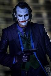 Batman - joker - plakat wymiar do wyboru: 59,4x84,1 cm