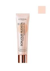 Loreal bonjour nudista fluide teinte bb kremowy podkład do twarzy 01 clair light 30ml
