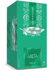 Herbata herbapol breakfast mięta 20t