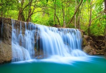 Fototapeta wodospad 634a